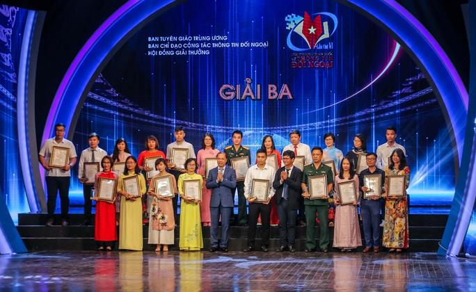 Báo Người Lao Động đoạt Giải thông tin đối ngoại lần thứ VI - Ảnh 6.