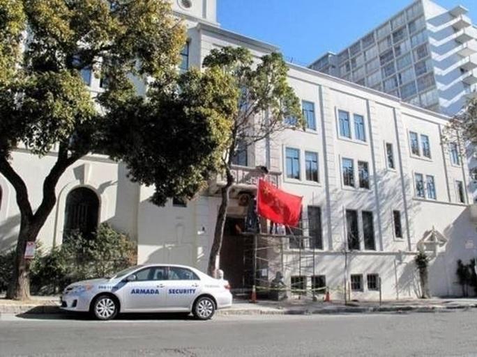 """Nhà nghiên cứu """"cố thủ"""" trong lãnh sự quán Trung Quốc hầu tòa - Ảnh 2."""