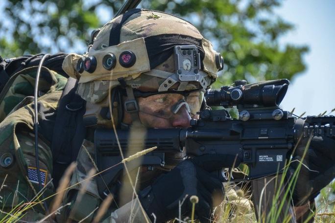 Trang bị súng triệt âm, quân đội Mỹ trở nên khó lường - Ảnh 1.