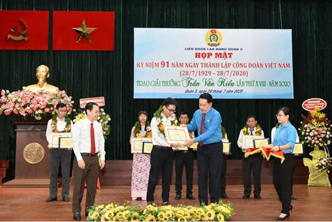 Trao Giải thưởng Trần Văn Kiểu cho 7 cá nhân - Ảnh 1.