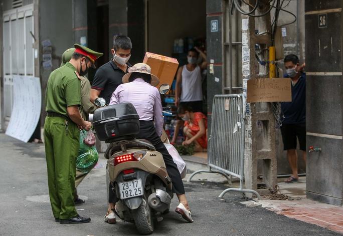 Dự trữ lương thực khu vực có bệnh nhân mắc Covid-19 từ Đà Nẵng về - Ảnh 12.