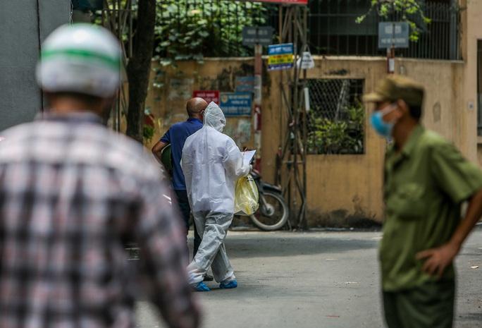 Dự trữ lương thực khu vực có bệnh nhân mắc Covid-19 từ Đà Nẵng về - Ảnh 17.