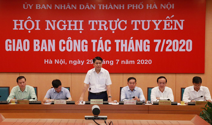 Chủ tịch Hà Nội yêu cầu khởi động lại toàn bộ hệ thống phòng chống dịch Covid-19 - Ảnh 2.