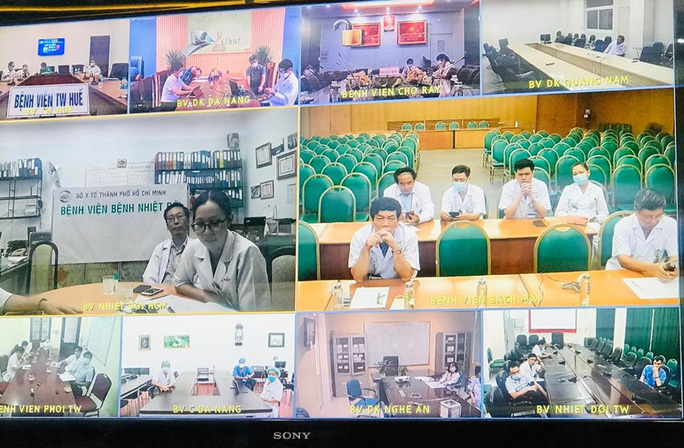 Đà Nẵng, Hà Nội phát hiện 9 ca Covid-19, thêm một bệnh nhân phải can thiệp ECMO - Ảnh 3.