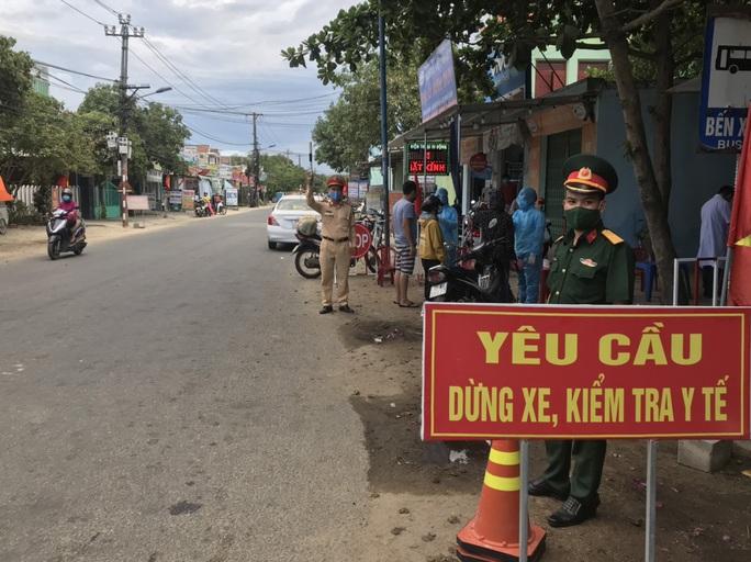 Quảng Nam đang cách ly hơn 1.900 người, chờ kết quả xét nghiệm 351 mẫu - Ảnh 2.
