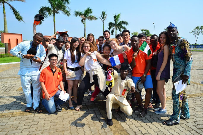ĐH FPT xét tuyển thẳng du học sinh các trường tốp 1.000 thế giới - Ảnh 1.