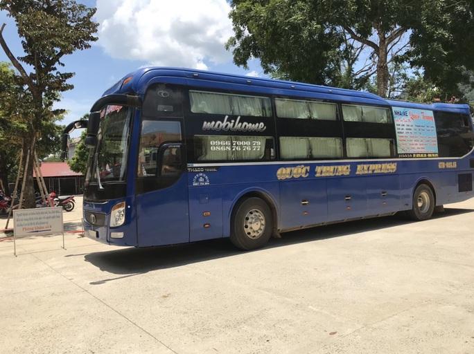 Có 7 người Thanh Hóa đi trên xe khách có ca bệnh Covid-19 số 566 ở Thái Bình - Ảnh 1.