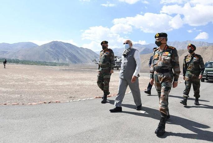 Thủ tướng Modi gửi thông điệp mạnh mẽ đến Trung Quốc - Ảnh 1.