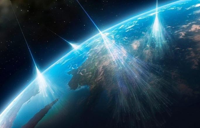 Bằng chứng sốc về tia vũ trụ làm biến đổi sự sống Trái Đất - Ảnh 1.