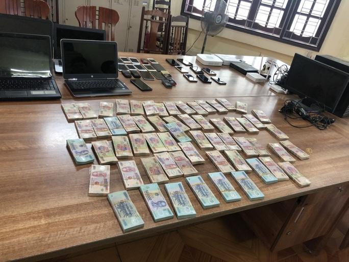 Phá đường dây đánh bạc liên tỉnh hơn 20.000 tỉ đồng  - Ảnh 2.