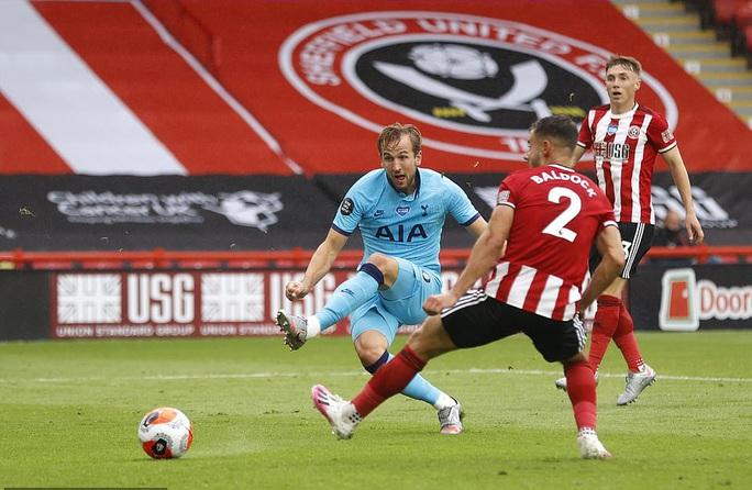 Thua thảm tân binh, Tottenham vỡ mộng dự cúp châu Âu - Ảnh 4.