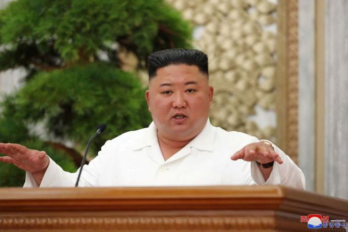 """Ông Kim Jong-un khẳng định Triều Tiên chống Covid-19 """"thành công rực rỡ"""" - Ảnh 1."""