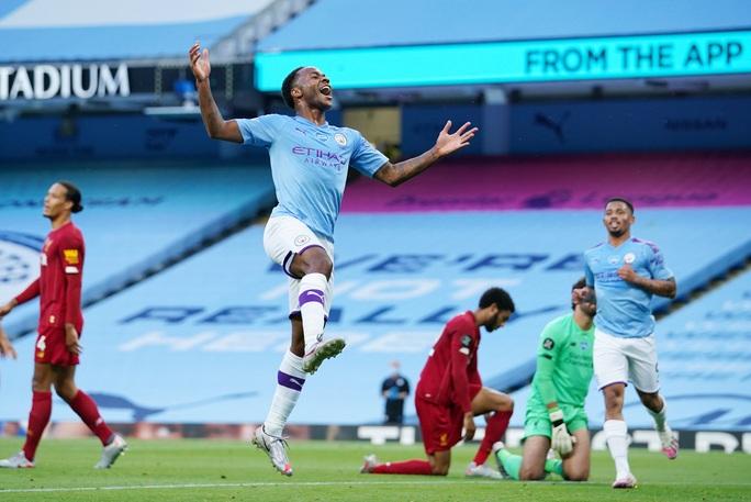 Vùi dập Liverpool, Man City cảnh báo tham vọng tân vương - Ảnh 6.