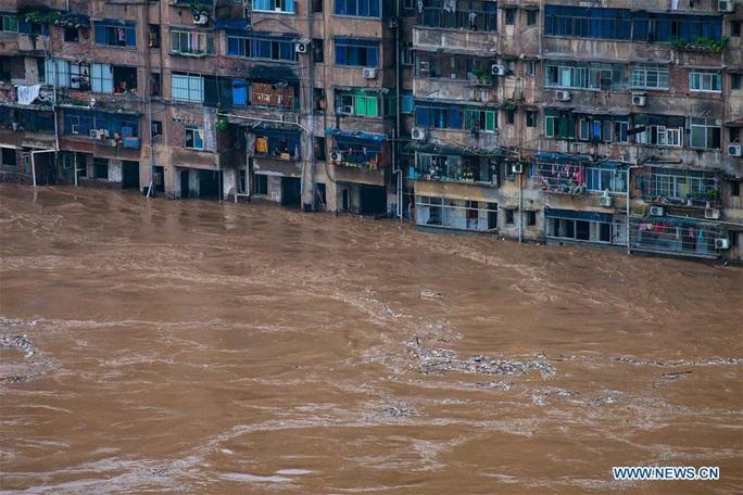 Lời cảnh báo từ biển nước ở Trung Quốc  - Ảnh 1.