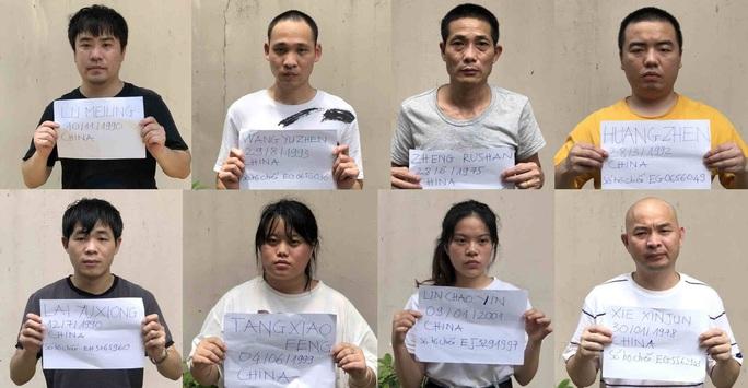 TP HCM: 8 người Trung Quốc nhập cảnh trái phép tụ tập ở Công viên Gia Định - Ảnh 1.