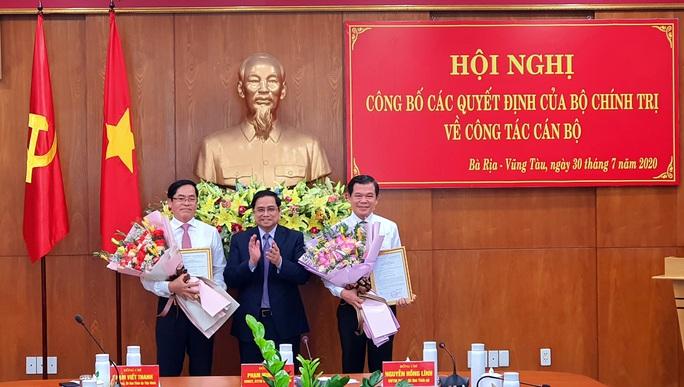 Bí thư Tỉnh ủy Tây Ninh được điều động về Bà Rịa - Vũng Tàu - Ảnh 2.