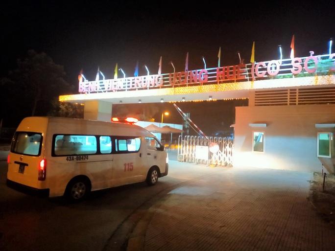 Ca bệnh 418 đã chuyển từ Đà Nẵng ra Huế điều trị - Ảnh 1.