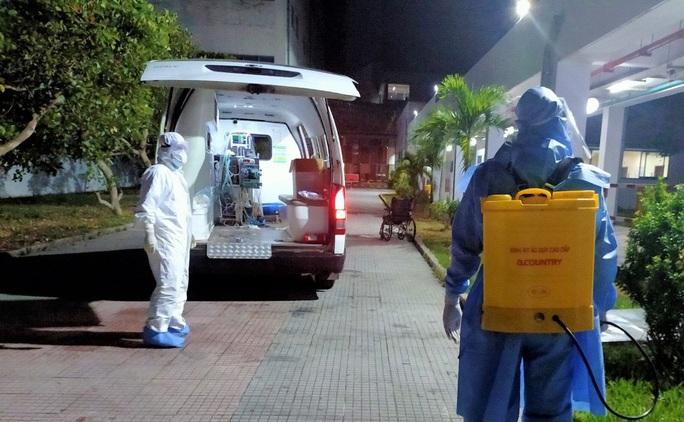 Ca bệnh 418 đã chuyển từ Đà Nẵng ra Huế điều trị - Ảnh 2.