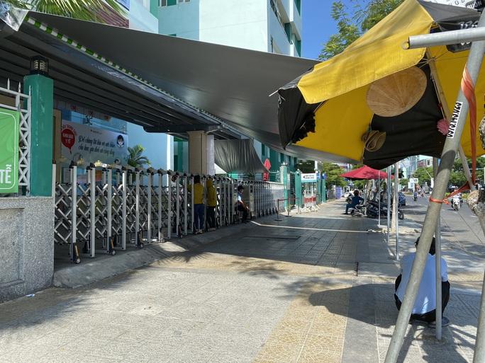 Bệnh viện Hoàn Mỹ Đà Nẵng tạm ngưng tiếp nhận bệnh nhân vì có ca nghi nhiễm Covid-19 - Ảnh 1.