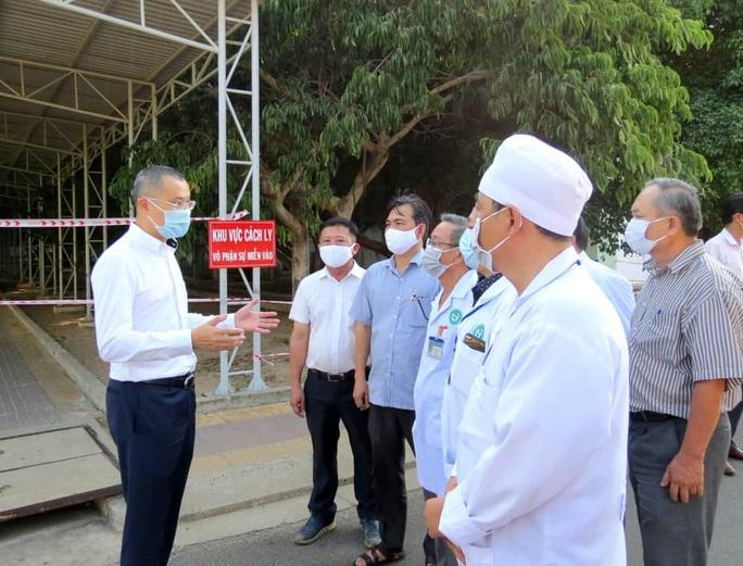 Phú Yên tìm 22 người khám, thăm bệnh từ Đà Nẵng trở về nhưng không khai báo y tế - Ảnh 1.
