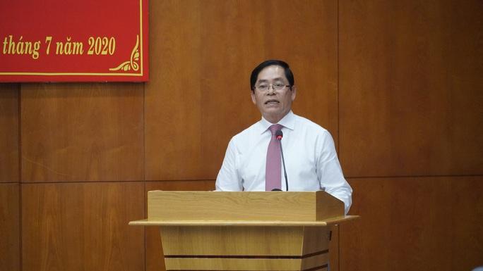 Bí thư Tỉnh ủy Tây Ninh được điều động về Bà Rịa - Vũng Tàu - Ảnh 1.