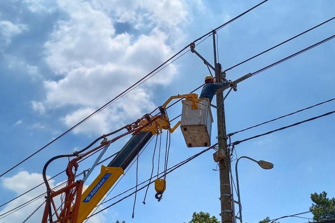 Tuyệt đối không cắt điện tại các cơ sở phòng, chống Covid-19 - Ảnh 1.