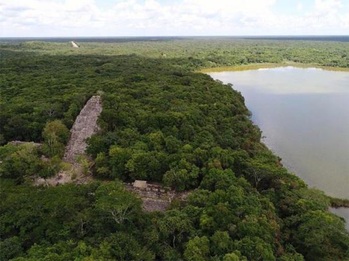 Bí ẩn nữ hoàng Maya khiến các nhà khảo cổ lạc lối - Ảnh 2.