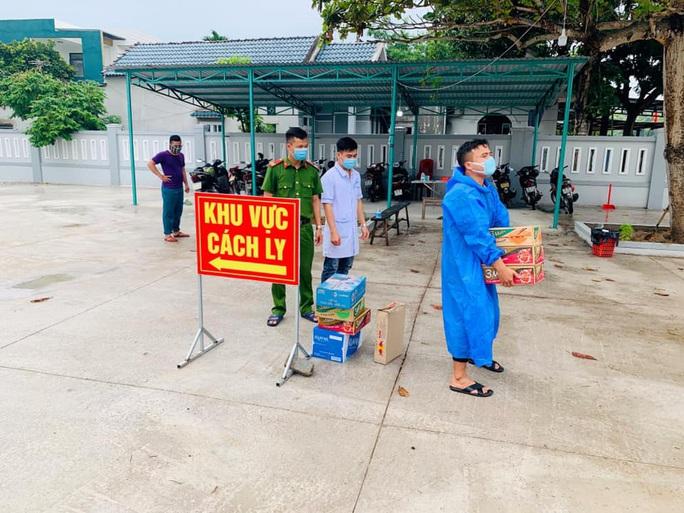 8 ca Covid-19 mới ở Quảng Nam: Lịch trình rất phức tạp - Ảnh 1.