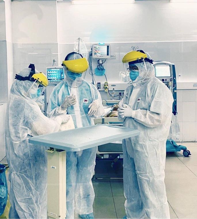 Đà Nẵng thành lập bệnh viện dã chiến 200 giường điều trị Covid-19 - Ảnh 1.
