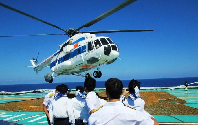 Điểm tựa ngư dân trên biển Tây Nam - Ảnh 1.