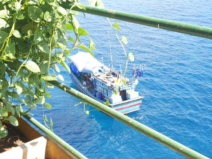 Điểm tựa ngư dân trên biển Tây Nam - Ảnh 2.