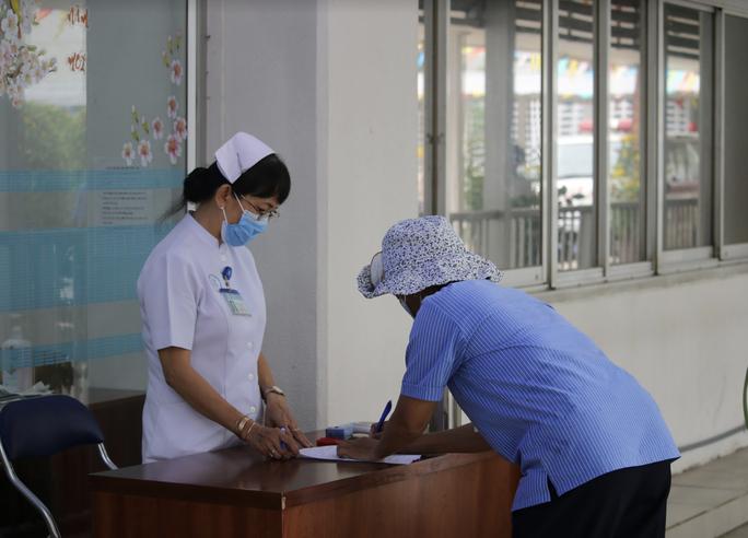[Video]: Bệnh viện Chợ Rẫy hoạt động bình thường trong dịch Covid-19 - Ảnh 4.