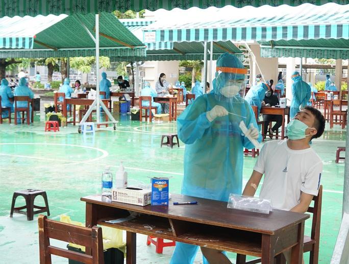Chủ tịch Đà Nẵng: Tiến tới xét nghiệm Covid-19 cho toàn dân thành phố - Ảnh 1.