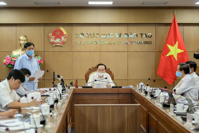 Quảng Nam, Đà Nẵng kiến nghị dừng thi THPT - Ảnh 1.