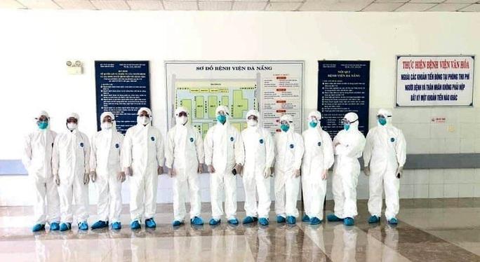 Bác sĩ Bệnh viện Chợ Rẫy tiếp tục lên đường chi viện cho Đà Nẵng - Ảnh 1.