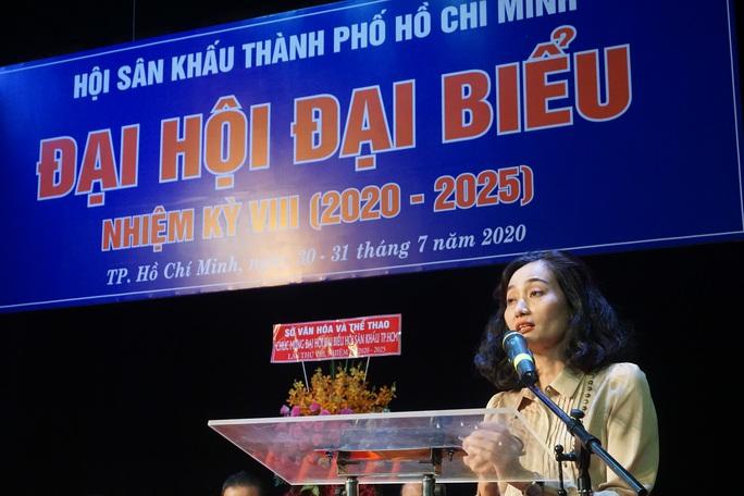 NSƯT Kim Tử Long, Cát Tường, Hạnh Thúy bày tỏ nỗi lòng tại Đại hội Sân khấu TP HCM - Ảnh 3.