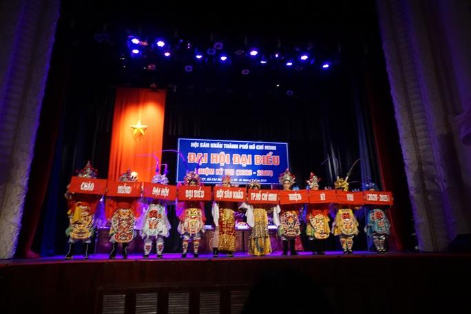 NSƯT Kim Tử Long, Cát Tường, Hạnh Thúy bày tỏ nỗi lòng tại Đại hội Sân khấu TP HCM - Ảnh 17.
