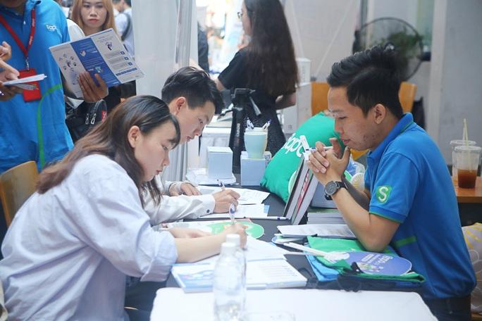 Doanh nghiệp và nhà trường cùng xây dựng chuẩn kỹ năng, chuẩn đầu ra - Ảnh 2.