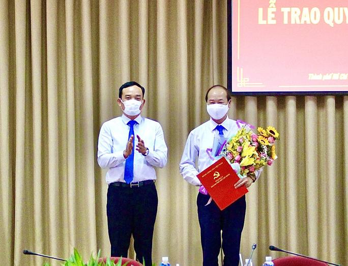 Ông Nguyễn Quyết Thắng giữ chức Bí thư Huyện ủy Củ Chi - Ảnh 1.
