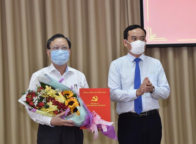Ông Nguyễn Quyết Thắng giữ chức Bí thư Huyện ủy Củ Chi - Ảnh 2.