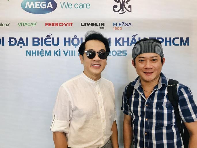 NSƯT Kim Tử Long, Cát Tường, Hạnh Thúy bày tỏ nỗi lòng tại Đại hội Sân khấu TP HCM - Ảnh 8.