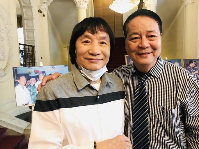 NSƯT Kim Tử Long, Cát Tường, Hạnh Thúy bày tỏ nỗi lòng tại Đại hội Sân khấu TP HCM - Ảnh 12.