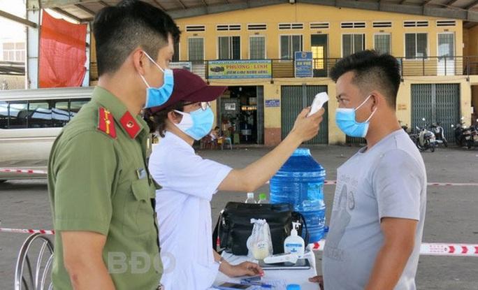 Bình Định: Lập danh sách những người từng đến TP Đà Nẵng từ ngày 1- 7 để sàng lọc - Ảnh 1.
