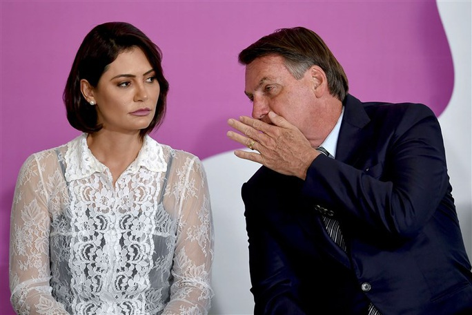 """Dịch Covid-19: Tổng thống Brazil bị """"nấm phổi"""" sau khi cho kết quả âm tính  - Ảnh 1."""