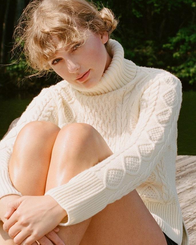 Fan của Taylor Swift dọa đốt nhà người viết bài đánh giá album cô - Ảnh 1.