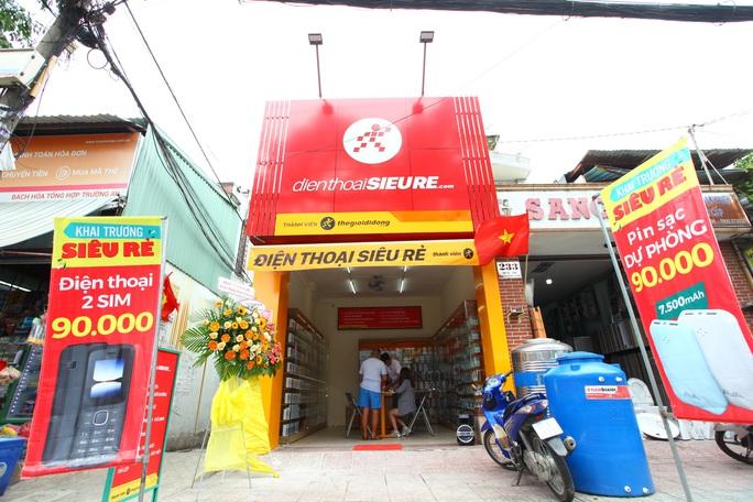 Cửa hàng Điện Thoại Siêu Rẻ đóng cửa - Ảnh 1.