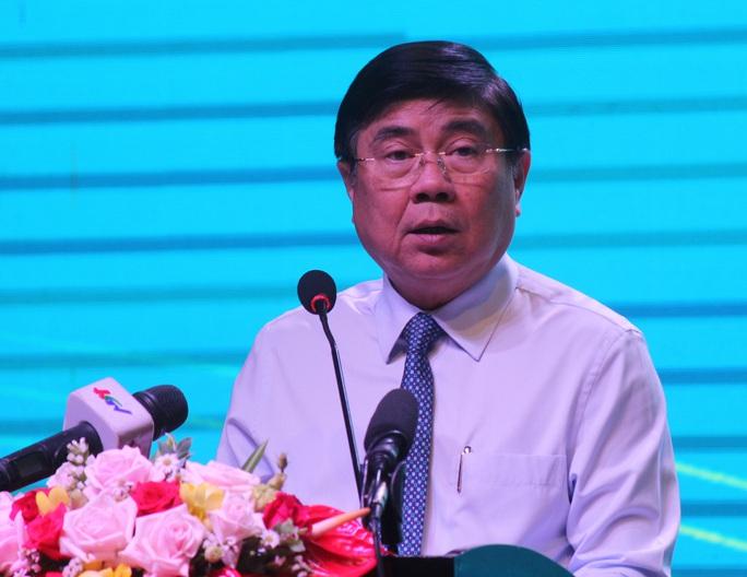 Anh Ong Nguyen Thanh Phong Chu tich UBND TP HCM