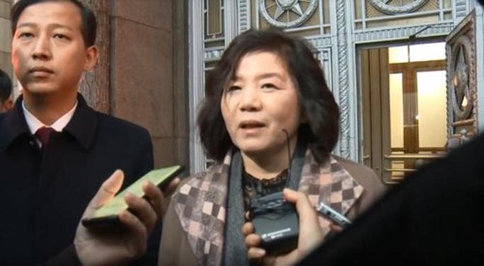 Triều Tiên nói rằng không cần phải ngồi lại với Mỹ để đàm phán - Ảnh 1.