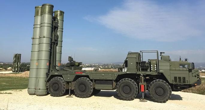 Nga khoe S-500 vô song, vô hiệu hóa tên lửa, máy bay, vũ khí siêu thanh - Ảnh 1.