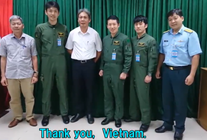 """Nhật Bản cảm kích Việt Nam """"tiếp đón"""" máy bay săn ngầm chu đáo - Ảnh 1."""